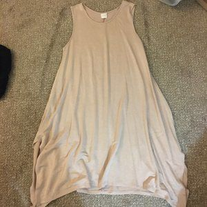 Pale Pink Dress or Cover Up
